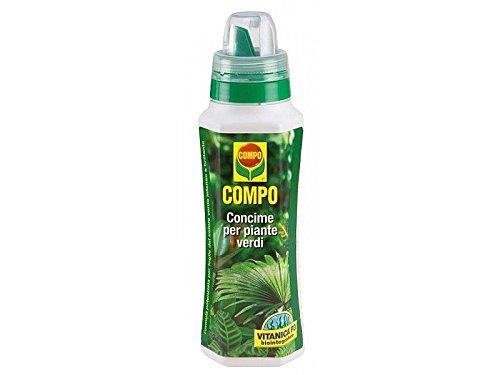 Concime liquido per piante verdi 1 lt