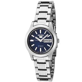 Seiko Watches SYMD93K1 – Reloj de pulsera Mujer, Acero inoxidable, color Plata