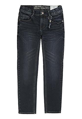 Lemmi Hose Boys Regular Fit Slim, Jeans Garçon, Bleu Denim (0012), 12 Ans