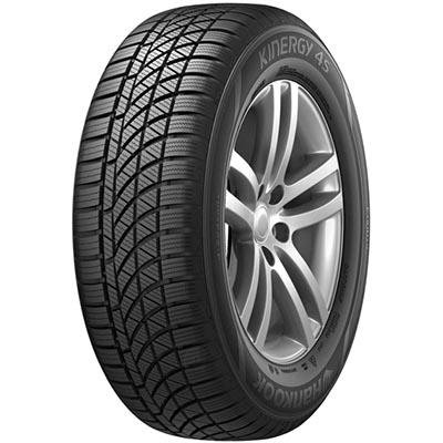 KIT 4 PZ PNEUMATICI GOMME HANKOOK KINERGY 4S H740 165/65R14 79T TL 4 STAGIONI