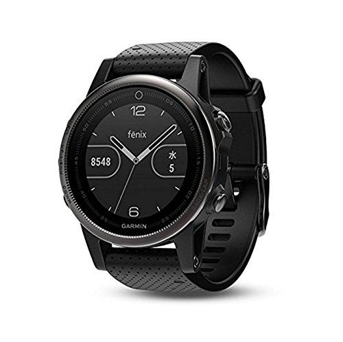 Garmin Fenix 5- Reloj multideporte, con GPS y medidor de frecuencia...