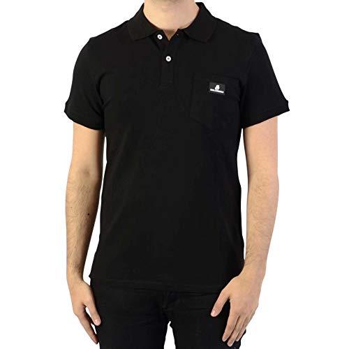 Karl Lagerfeld | Polo T-Shirt Schwarz | KAL_KL19MPL01_1917 - L