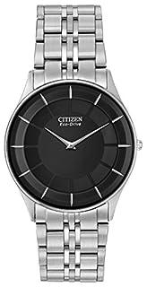 Citizen Men's Eco-Drive Stiletto Stainless Steel Watch #AR3010-57E (B002BWPDEI)   Amazon price tracker / tracking, Amazon price history charts, Amazon price watches, Amazon price drop alerts