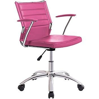 Adec Sedia da scrivania Life, modello per ufficio, base ...