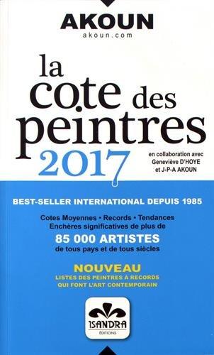 la-cote-des-peintres-2017