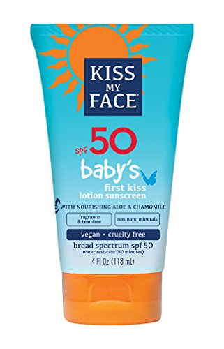 kiss-my-face-babys-first-kiss-mineral-lotion-sunscreen-spf-50-tear-free-sunblock-for-kids-4-ounce-by