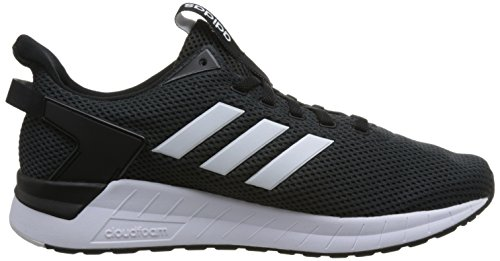 adidas Questar Ride, Chaussures de Running Compétition Homme Noir (Core Black/ftwr White/carbon S18 Core Black/ftwr White/carbon S18)