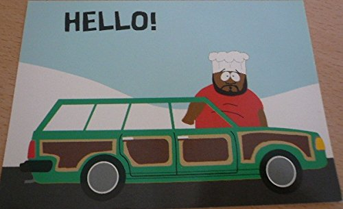 comedy-central-hello-10x15-cm-carte-postale