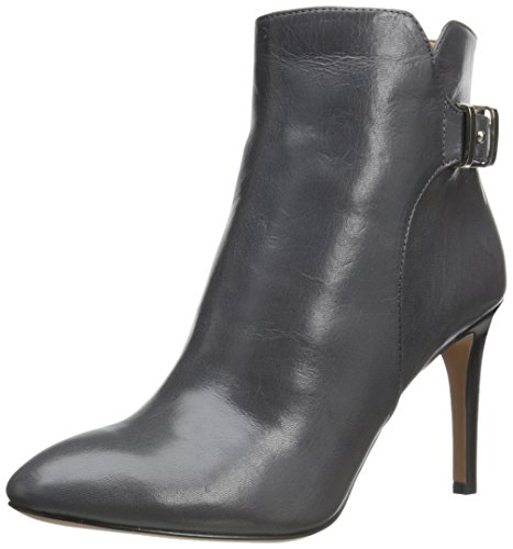 Nine West Palafox Cuir Bottine Dk Grey