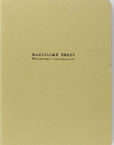 BARTOLOME SEGUI, HISTORIETAS E ILUSTRACIONES