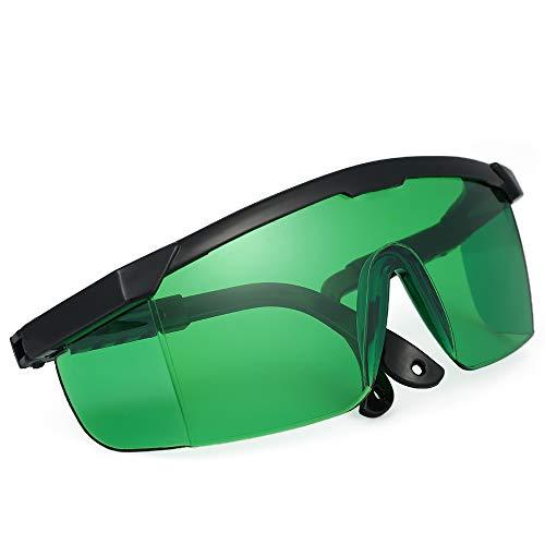 KKmoon Blue Violet Gafas Protección láser Gafas