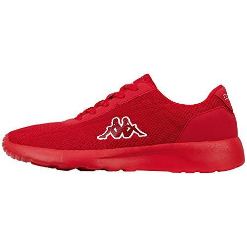 Kappa Tunes OC, Zapatillas para Hombre, Rojo Red 2020, 45 EU
