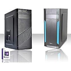 GAMMA SSD PC DESKTOP COMPLETO INTEL i7-7700 4.2 GHZ/HD Graphics 630 4K 1080p FULL HD/RAM DDR4 8GB 2133MHZ/SSD 240GB SATA III/WIFI 300 MBPS/LICENZA WINDOWS 10 PRO 64 BIT/CD- DVD/GAMING,EDITING,GRAFICA