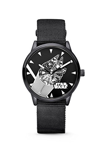 RELOJ STAR WARS HALCON MILENARIO - ROGUE ONE, HALCÓN MILENARIO, RODANIA, STAR WARS
