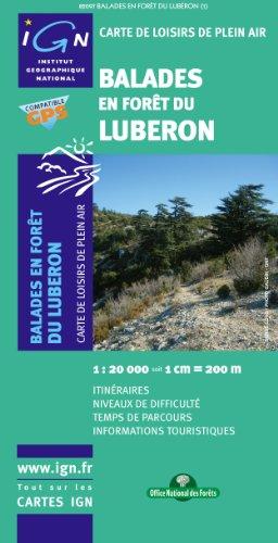 Luberon Balades en Foret: IGN82097.