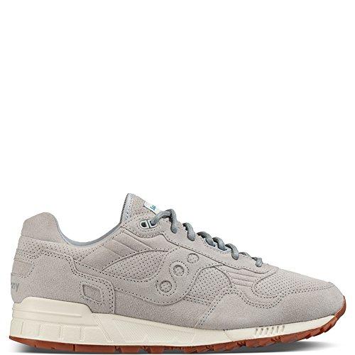 Saucony Herren Grau Shadow 5000 Sneakers Beige