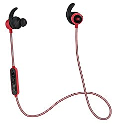 JBL Reflect Mini BT Bluetooth Sports Earphones (Red)