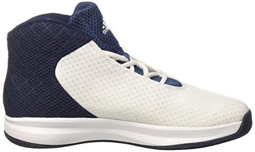 adidas Herren Court Fury 2016 Basketballschuhe Azul (Maruni / Ftwbla / Azumin)