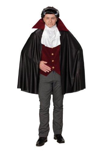 Rubbies - Disfraz de Drácula para Hombre, Talla 58 (1 4509 58)