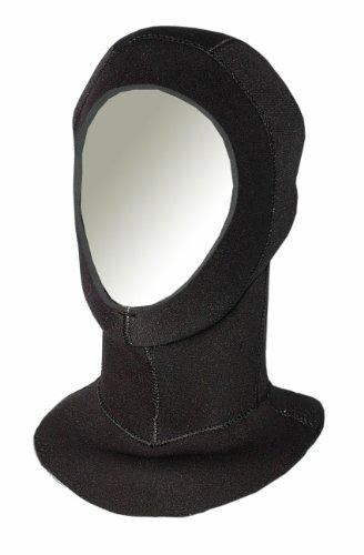 Scubatec Haube mit Halsmanschette 5mm schwarz L