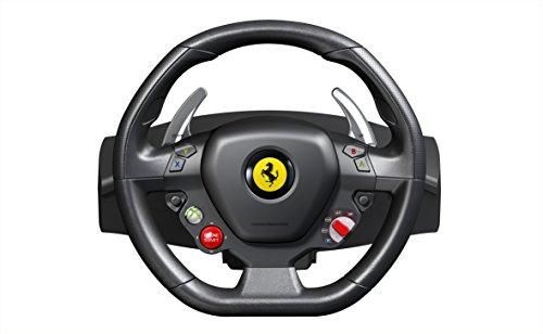 Thrustmaster FERRARI 458 ITALIA - Volante - Xbox360 / PC - Replica Volante Ferrari 458 itailia - Licencia Oficial Ferrari y Xbox