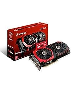 MSI Radeon RX 480 Gaming X 8G AMD Radeon RX 480 8GB