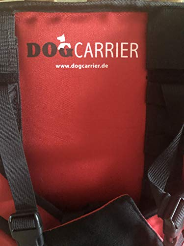 GRAN Bolsa perros / Arnés transporte perros/ mochila