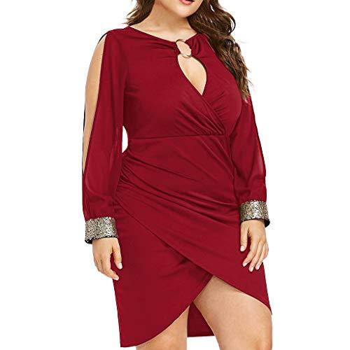 Sexy Frauen Figurbetontes Kleid Abendkleid Asymmetrisch Plus Size One Shoulder Ärmellos Einfarbig Formell Frühling Sommer Herbst Winter -