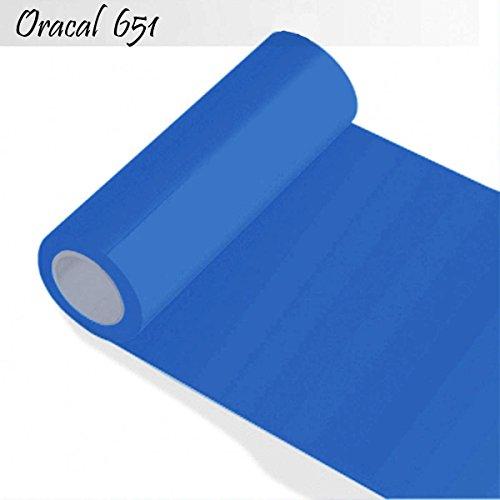 Oracal 651 Orafol glänzend - für Küchenschränke und Dekoration / Autobeschriftung / Schutzfolie Folie 5m - Breite 31,5 cm - Farbe 84 - himmelblau - glänzend, für Küchenschränke und Dekoration, Autobeschriftung, Wandschutzfolie, Möbel, Aufkleber