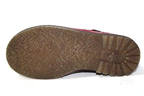 Cherie Kinder Schuhe Mädchen Ballerinas 810 Rot