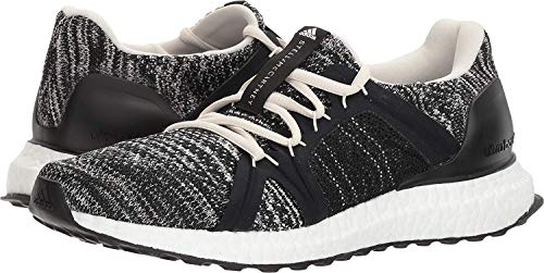 adidas Stella McCartney Women's Ultra Boost Parley Core Black/Core Black/Chalk White 10.5 M US