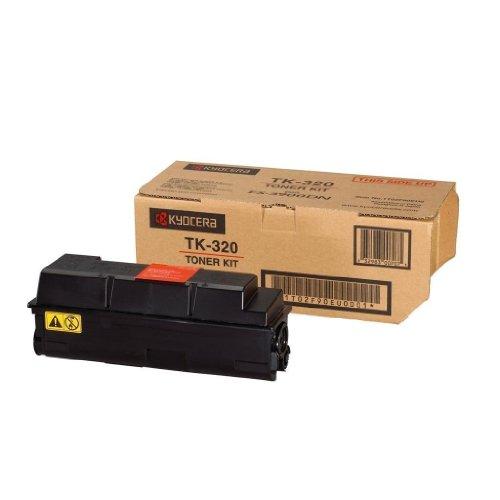 Preisvergleich Produktbild Kyocera TK-320Toner für Laserdrucker (15000Seiten, Laser, Kyocera FS-3900DN, FS-4000DN) schwarz