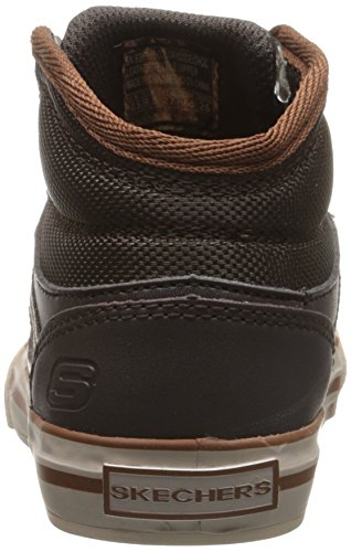 Skechers PlanfixBowen Jungen Sneakers Braun (Choc)
