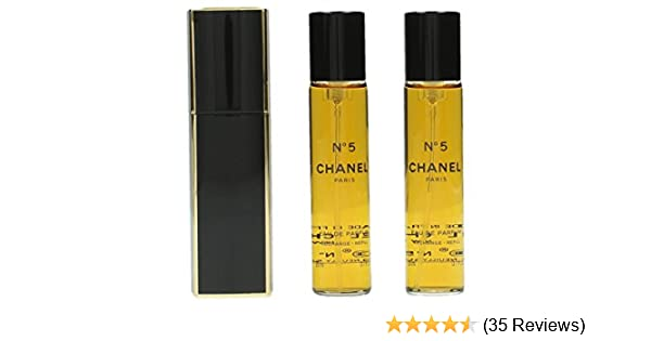 001b3ba47567b2 Chanel Number 5 Perfume Giftset, 60 ml: Amazon.co.uk: Beauty
