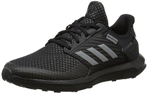 Adidas Unisex-Kinder Rapidarun K Laufschuhe, Mehrfarbig (Core Black Core Black Core Black), 39 1/3 EU