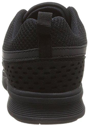 KangaROOS Current, sneakers da unisex adulto Nero (Noir (Black 500))