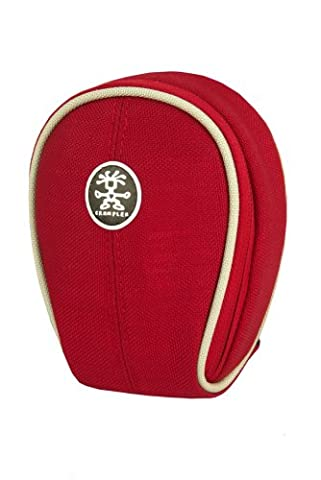Crumpler Lolly Dolly 95 Camera/Media Pouch - Red/White