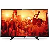 Philips 40PFK4101/12 102 cm (40 Zoll) Ultraflacher Full HD-LED-Fernseher mit Digital Crystal Clear, DVB-T/C/S/S2 schwarz