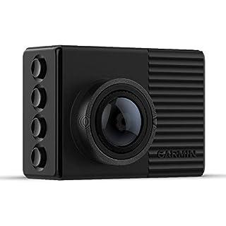 Garmin DashCam 66W - automatische Speicherung von Unfallvideos, 2 Zoll LCD-Farbdisplay, HD 1440p, 180° Bild