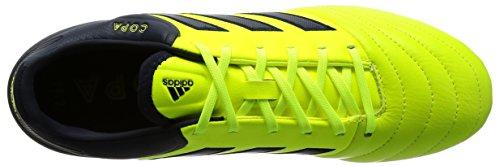 adidas Herren Copa 17.2 SG Fußballschuhe Gelb (Solar Yellow/legend Ink/legend Ink)