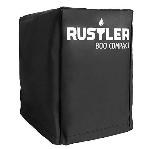 Rustler 800 compact Abdeckhaube, schwarz