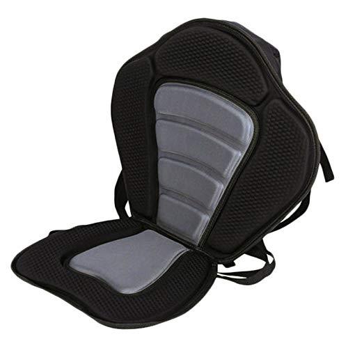 41%2B3 FCsYhL. SS500  - TOOGOO Adjustable Padded Canoe Kayak Seat Kayak Backrest Seat With Back Pack Rest Bag