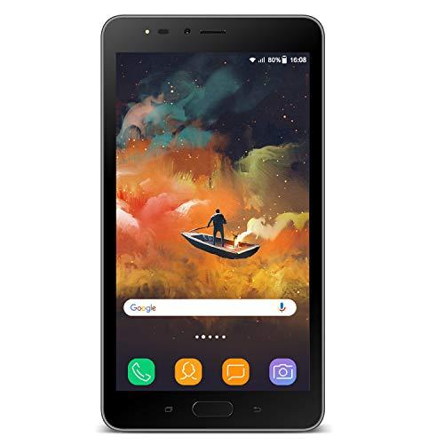 tablet 2gb Tablet 6.5 Pollici con Wifi Offerte VMOBILE A15 Tablet PC Offerte Android 7.0 con Slot per Scheda SIM Doppio Face ID Tablet per Bambini Offerte 2GB+16GB 8MP Camera Quad Core 3600mAh GPS(Nero)