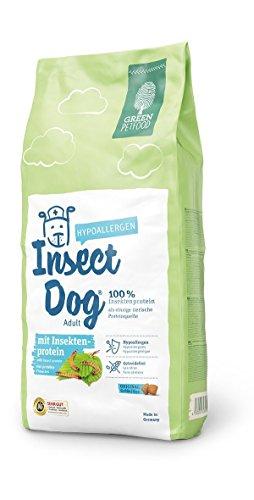 Green Petfood InsectDog Sensitive | 4,5kg glutenfreies Hundefutter