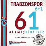 Trabzonspor Diffuseur de Parfum pour Voiture Automobile 61 1967 Trabzon