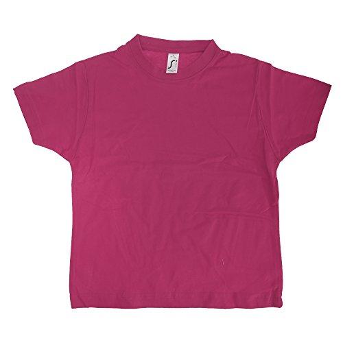 SOLS - Camiseta básica manga corta Modelo Imperial
