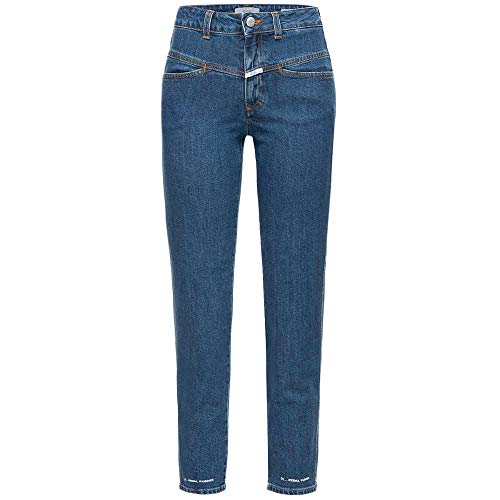 Closed Jeans Pedal Pusher HIGH Waist 38 dunkelblau - Denim Pedal Pusher