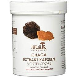 Hawlik Gesundheitsprodukte Chaga Extrakt, 120 g