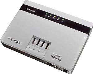 t home eumex 401 isdn tk anlage mit 4 a b ports elektronik. Black Bedroom Furniture Sets. Home Design Ideas