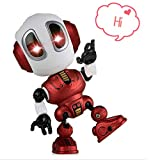 ALLCELE Fun Recording Talking Robot for Boys little Kids toys,Education Toys For Toddlers